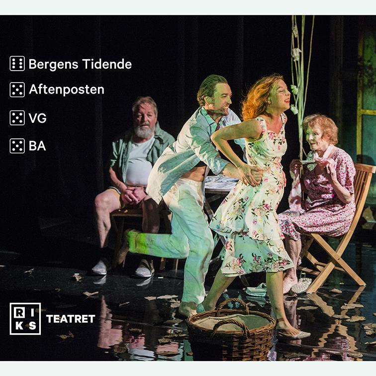 Albert & Anna    – Riksteatret