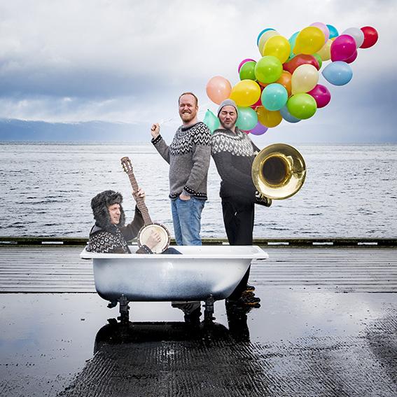 Rasmus og Verdens Beste Band – påskekonsert 2019