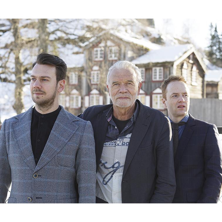 John Pål Inderberg trio