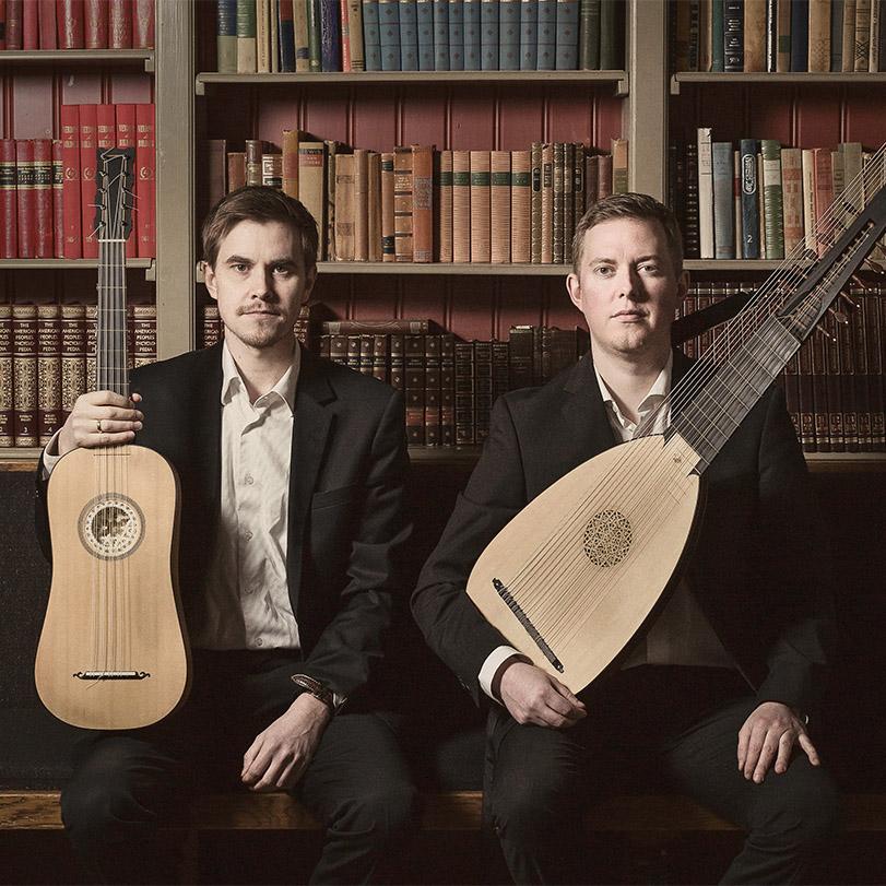 Salme ved reisens lutt – Jørgen Skogmo og Erik Skanke Høsøien