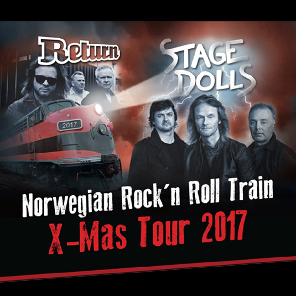Norwegian Rock'n Roll Train