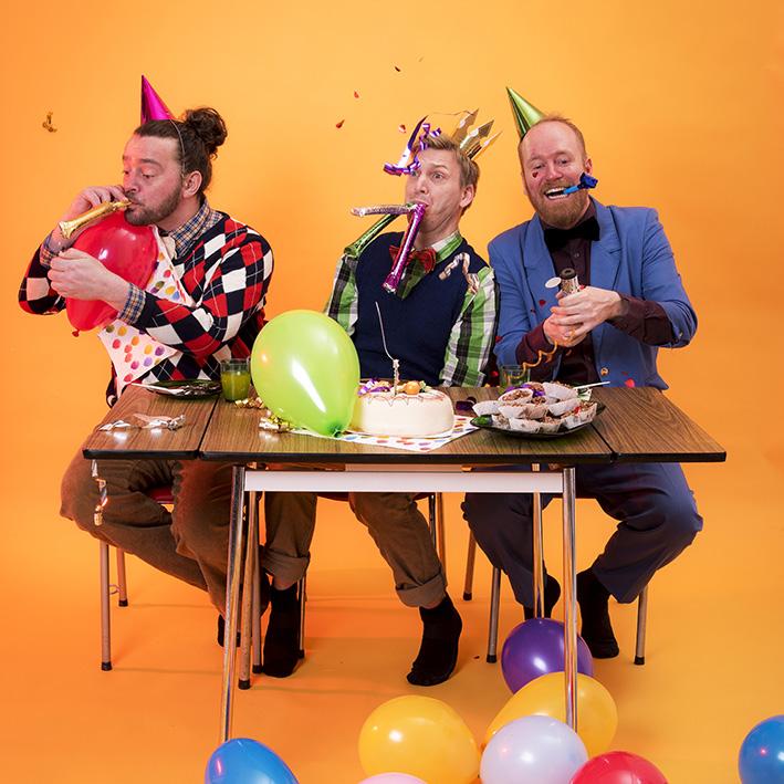 Rasmus og verdens beste band – påska 2018