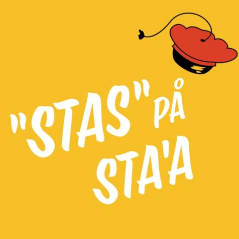 Stas på Sta'a – Russerevyen 2018