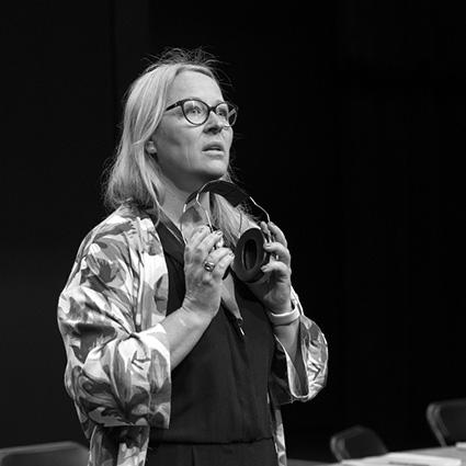 «Fra bok til teater» ved regissør Marit Moum Aune