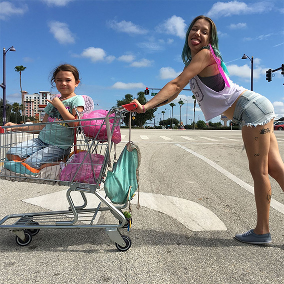 Bergstaden filmklubb – The Florida Project