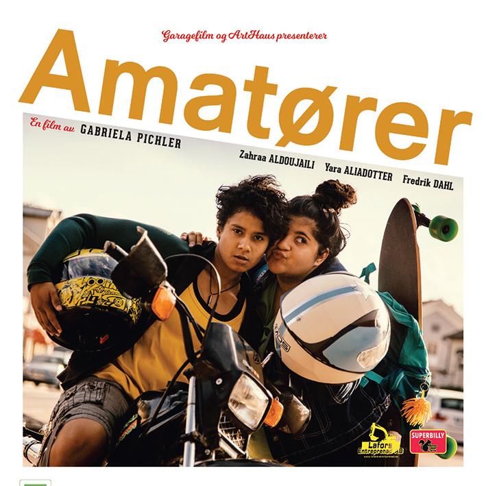 Bergstaden filmklubb – Amatører