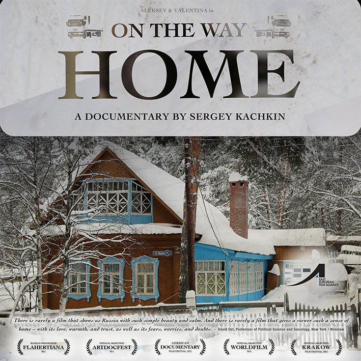 Bergstaden filmklubb – On the way Home