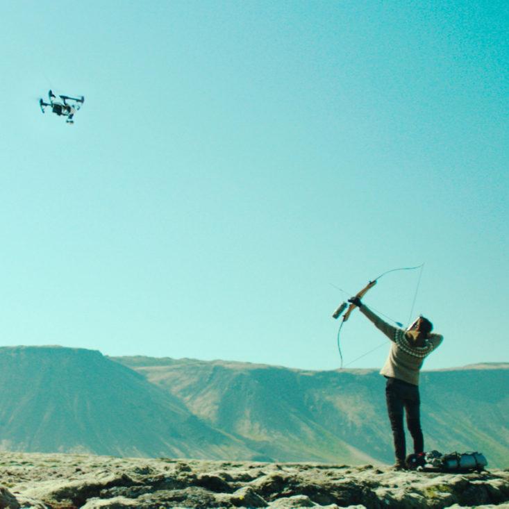 Kvinne på krigsstien – Bergstaden filmklubb