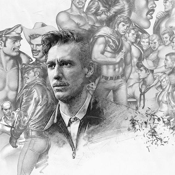 Tom of Finland – Bergstaden Filmklubb