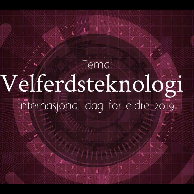 Internasjonal dag for eldre: Velferdsteknologi