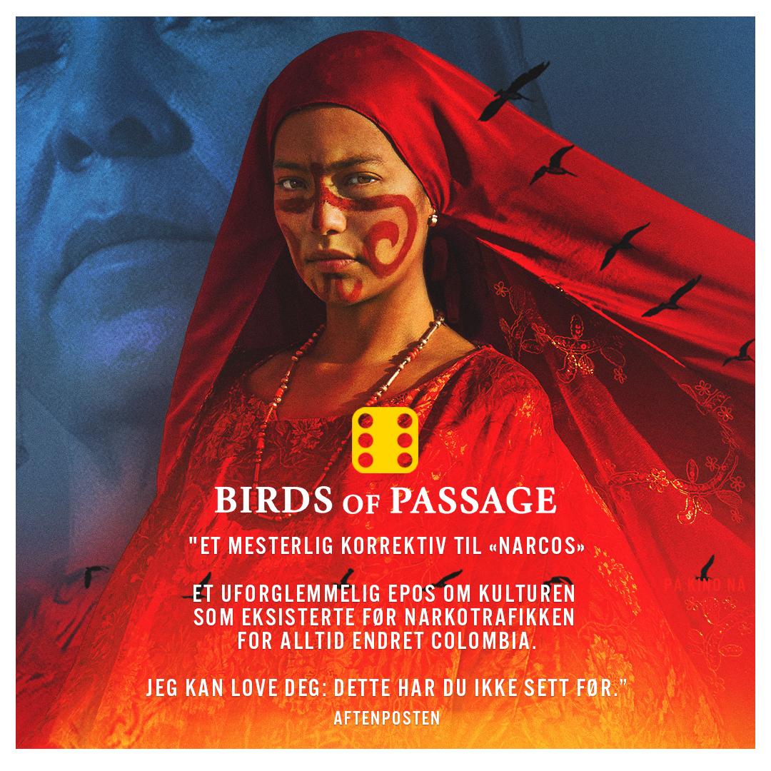 Birds of Passage – Bergstaden Filmklubb