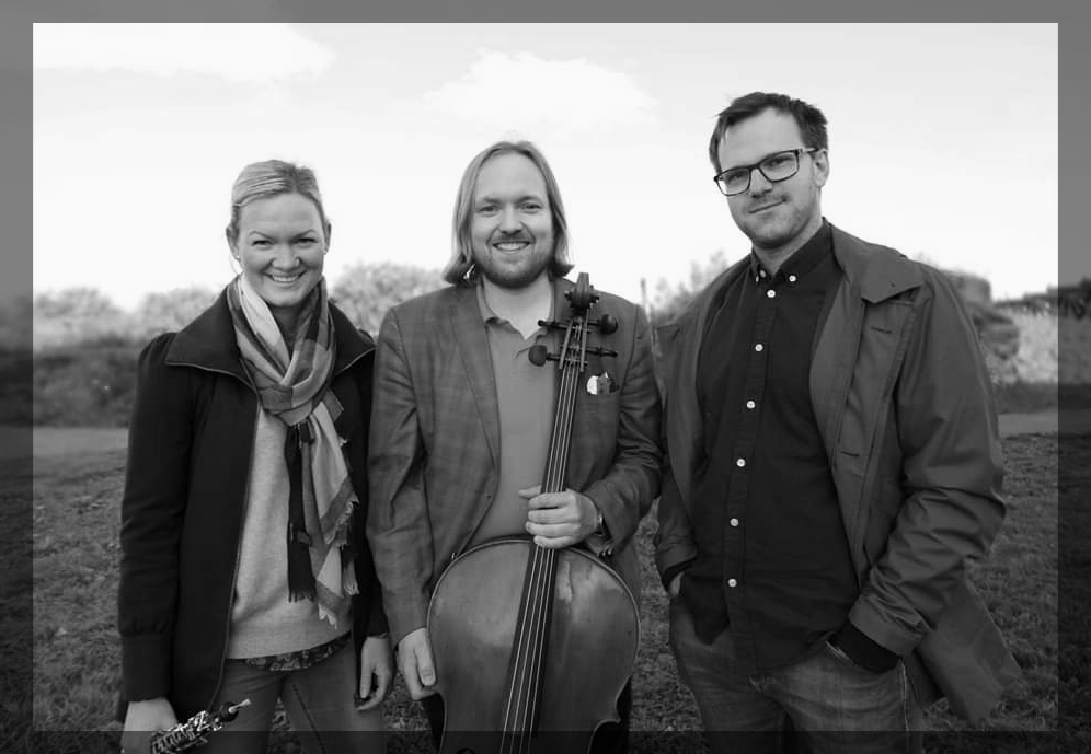 Gratiskonsert med Pocus trio
