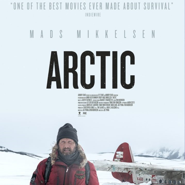 Arctic – Bergstaden Filmklubb