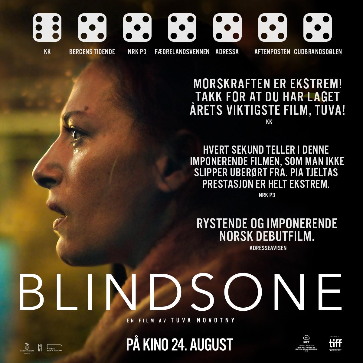 Blindsone – Bergstaden Filmklubb
