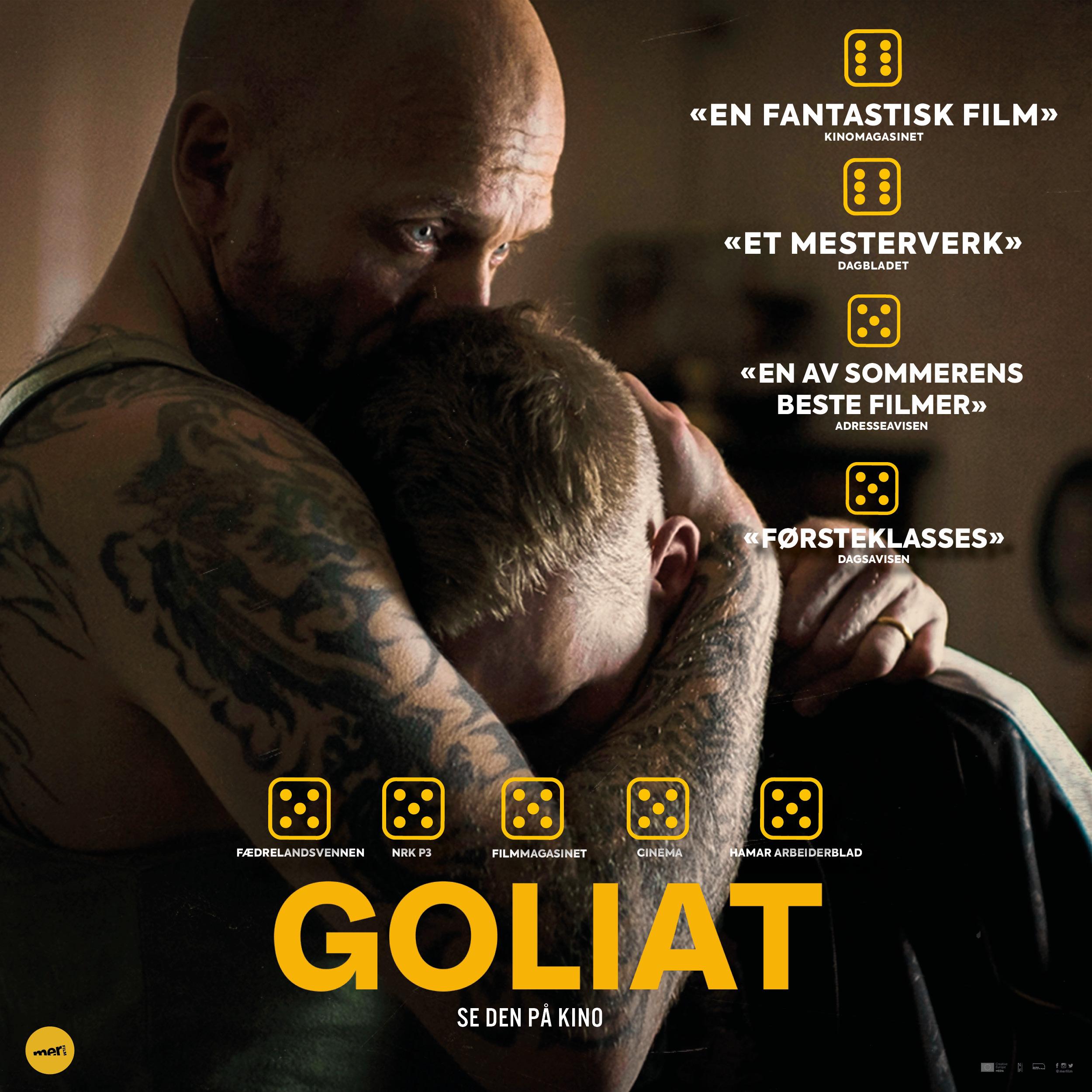 Goliat – Bergstaden Filmklubb