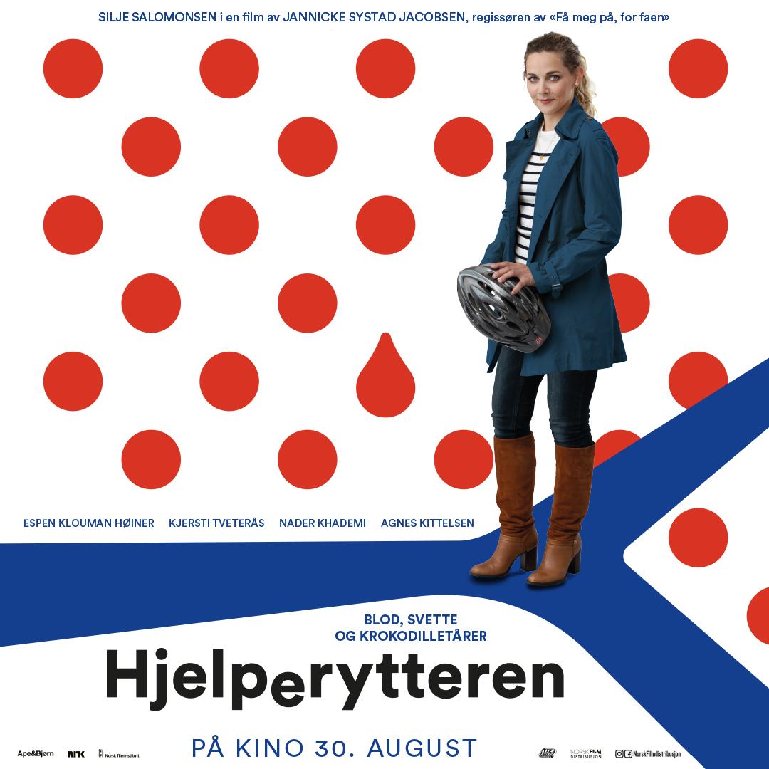Hjelperytteren – Bergstaden Filmklubb