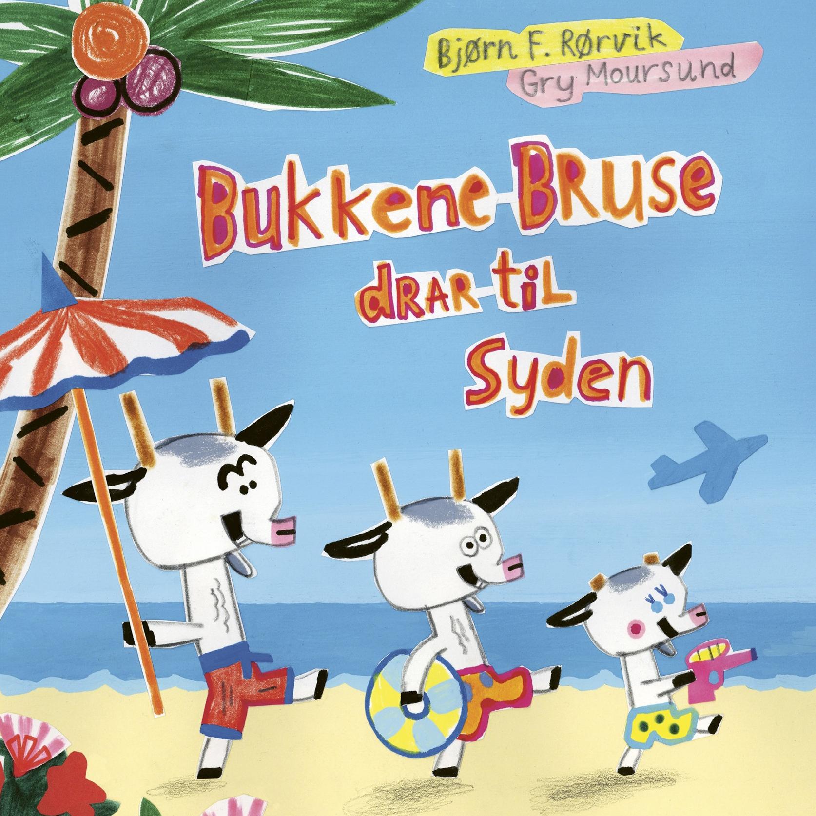 Litteraturfest Røros: Eventyrlig lørdag –  Bukkene Bruse drar til Syden