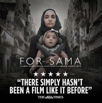 For Sama – Bergstaden Filmklubb