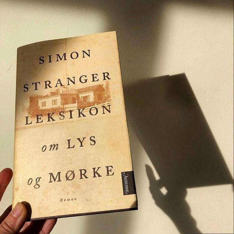 Litteraturfest Røros: Leksikon om lys og mørke – Simon Stranger