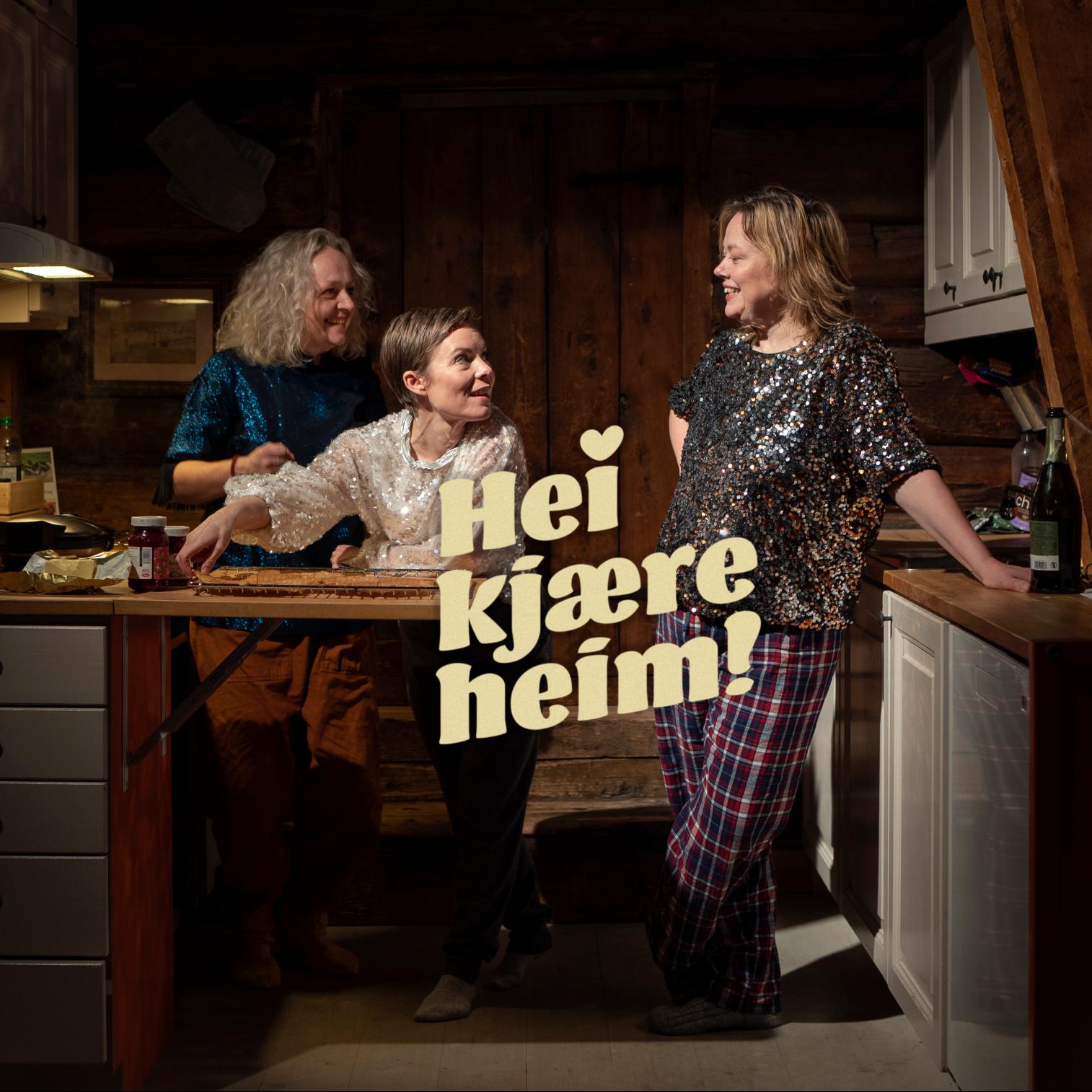 Turnéteatret i Trøndelag i samarbeid med Trøndelag Teater: HEI KJÆRE HEIM