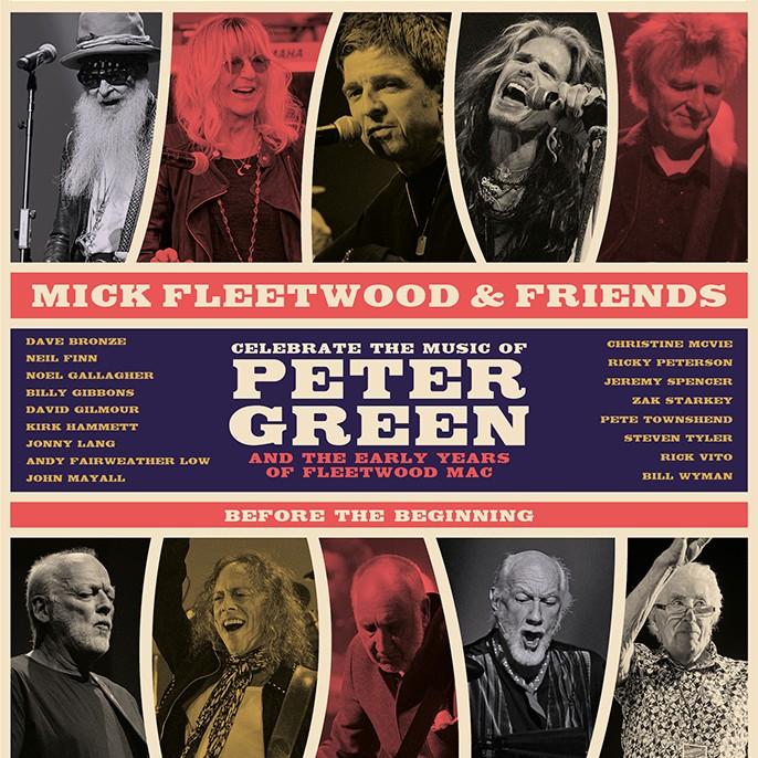 Livekino: Mick Fleetwood & Friends
